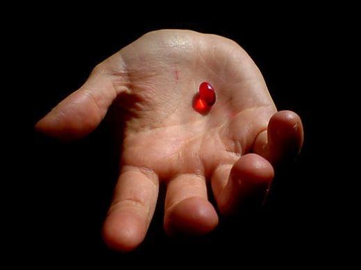 Eminem Red Pill