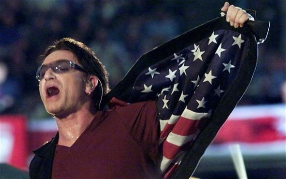 Bono USA Jacket