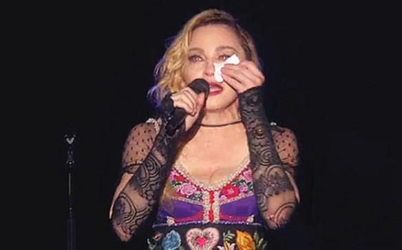 Madonna Tears
