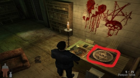 Max Payne Demon Summoning