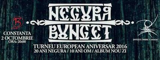Negura Bunget at Club13