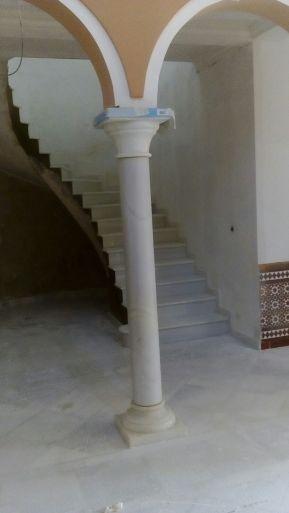 Escalera Caracol 7