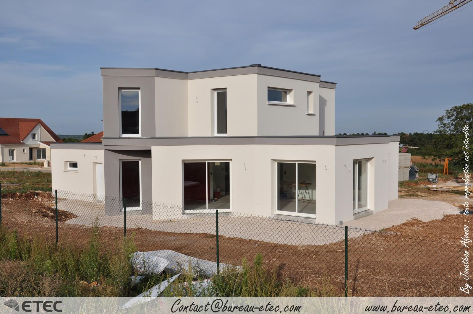maison toit terrasse etec