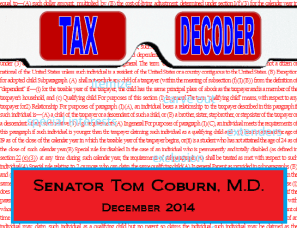 Consultantsmind - Tax Decoder Cover