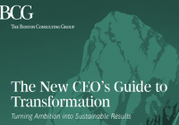 Consultantsmind - BCG New CEO