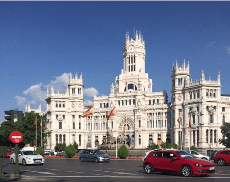 Finding A Great Hotel In Madrid