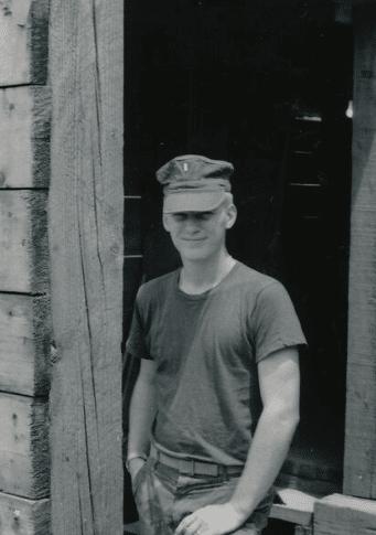 Peter Bannon, 1969 LZStud/Vandergrift Combat Base,Vietnam