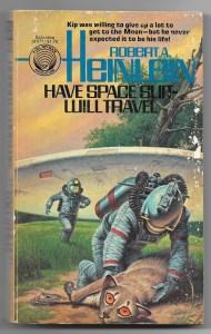 heinlein spacesuit
