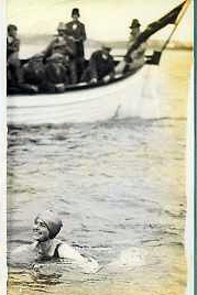 Mercedes Gleitze, swimming the English Channel, 1927. Courtesy Christie's.