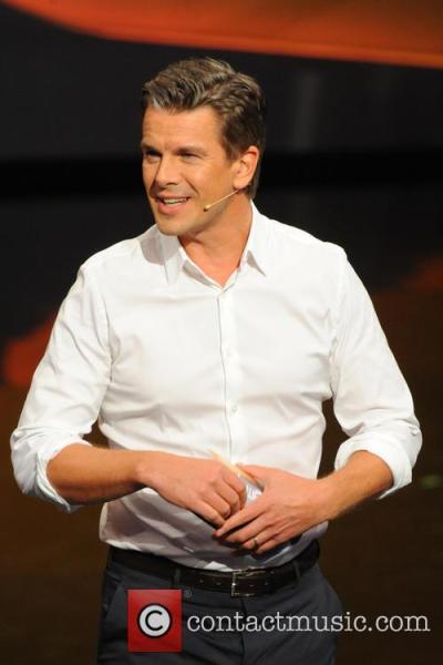 Markus Lanz - German ZDF Live TV show 'Wetten, dass..?' | 60 Pictures | Contactmusic.com