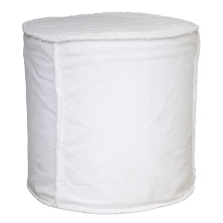 Uniqwa Nadi Stool | White