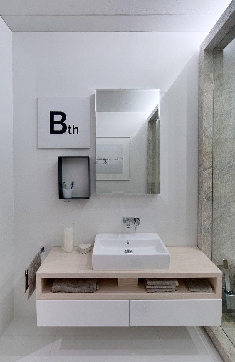 Large Of Contemporary Bathroom Shelves