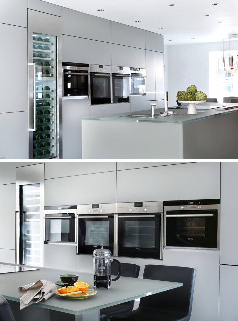 Comely Stainless Steel Appliances Light Kitchen Cabinets Kitchen Cabinets Contemporist Light Kitchen Cabinets S Examples Light Cabinets Match Examples Kitchen Cabinets A Wall houzz 01 Light Gray Kitchen Cabinets