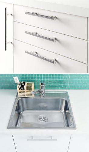 8 kitchen cabinet hardware ideas kitchen cabinet hardware 8 Kitchen Cabinet Hardware Ideas Bar Pulls