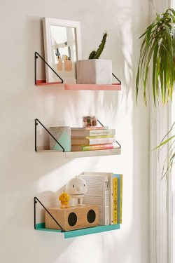 Small Of Wall Decoration Shelves