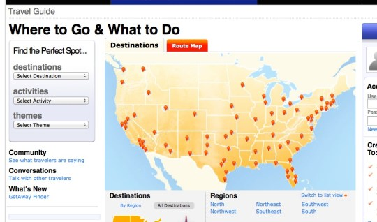Southwest Airlines, travel content examples, CMI