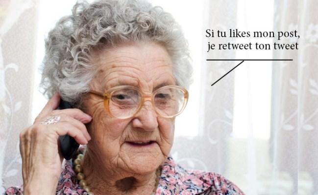 démarcher un client sur les réseaux sociaux