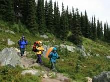 hiking british columbia