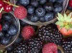 Fruits antioxidants