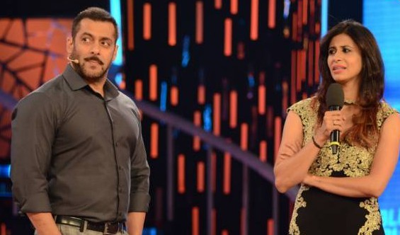 Salman and Kishwer Merchant