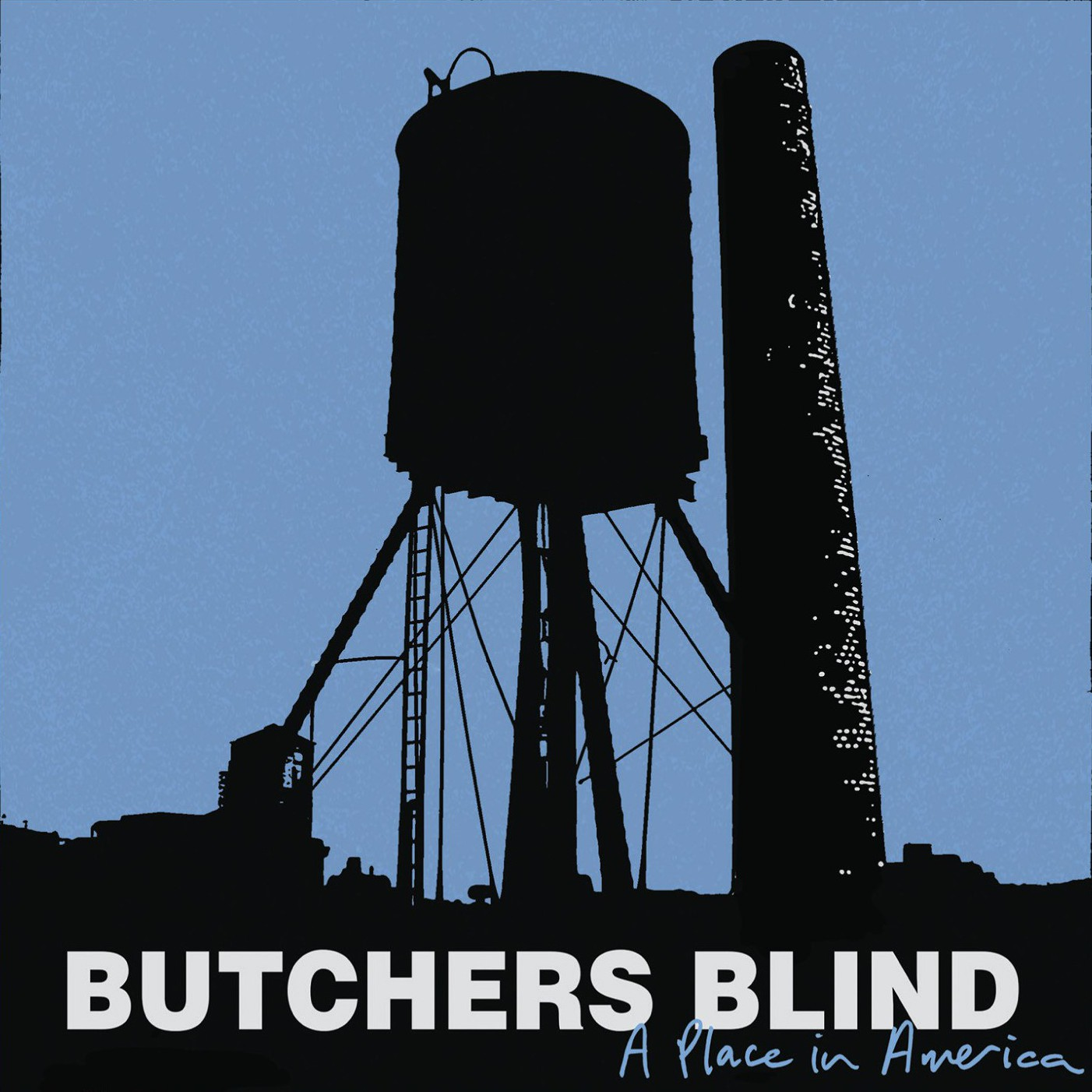 Butchers Blind Place in America LRG