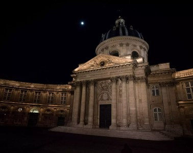 Guide To Paris' Neighborhoods: L'Institut de France