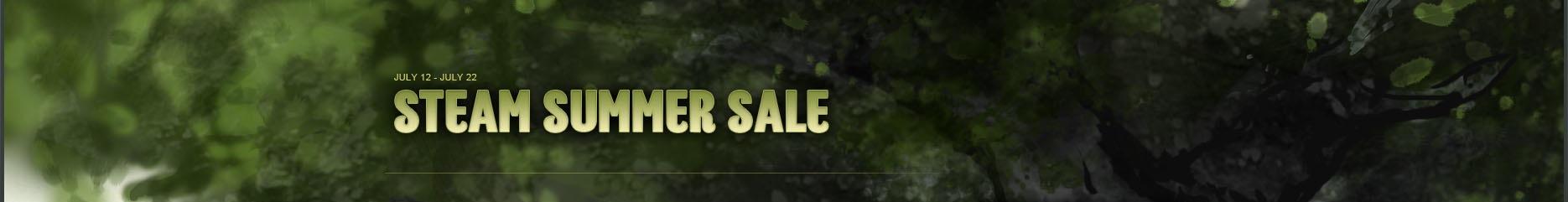 Steam 2012 Summer Sale