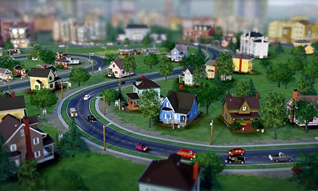 SimCity coming to Mac