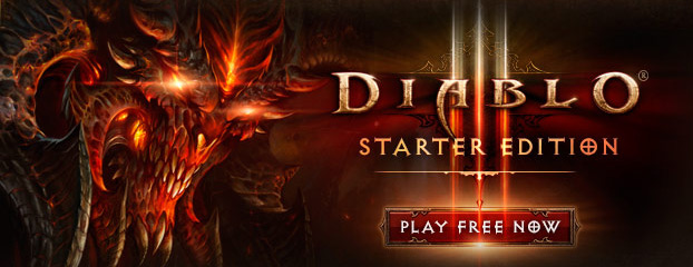 Diablo Starter Edition lets you play free