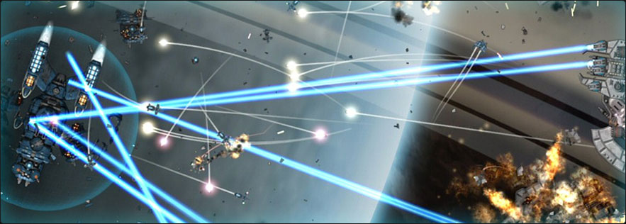 Gratuitous Space Battles Adds Interactive Mode