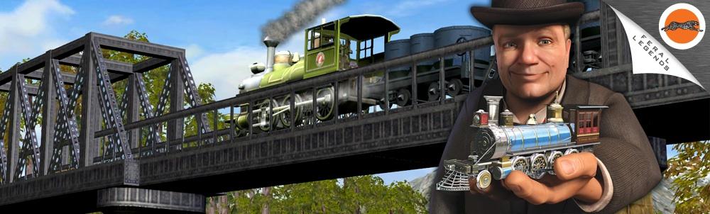 Next Stop: Sid Meier's Railroads