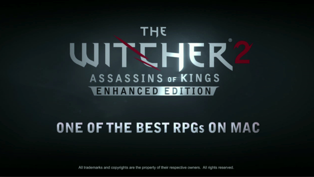 The Witcher 2 now available for Mac