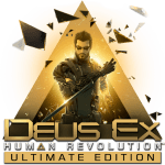 Deus Ex: Human Revolution (Ultimate edition) for Mac OS X icon