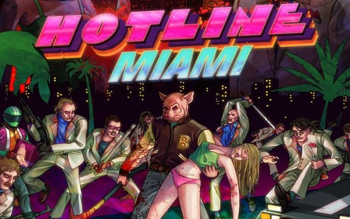 Mac Version of Hotline Miami Coming