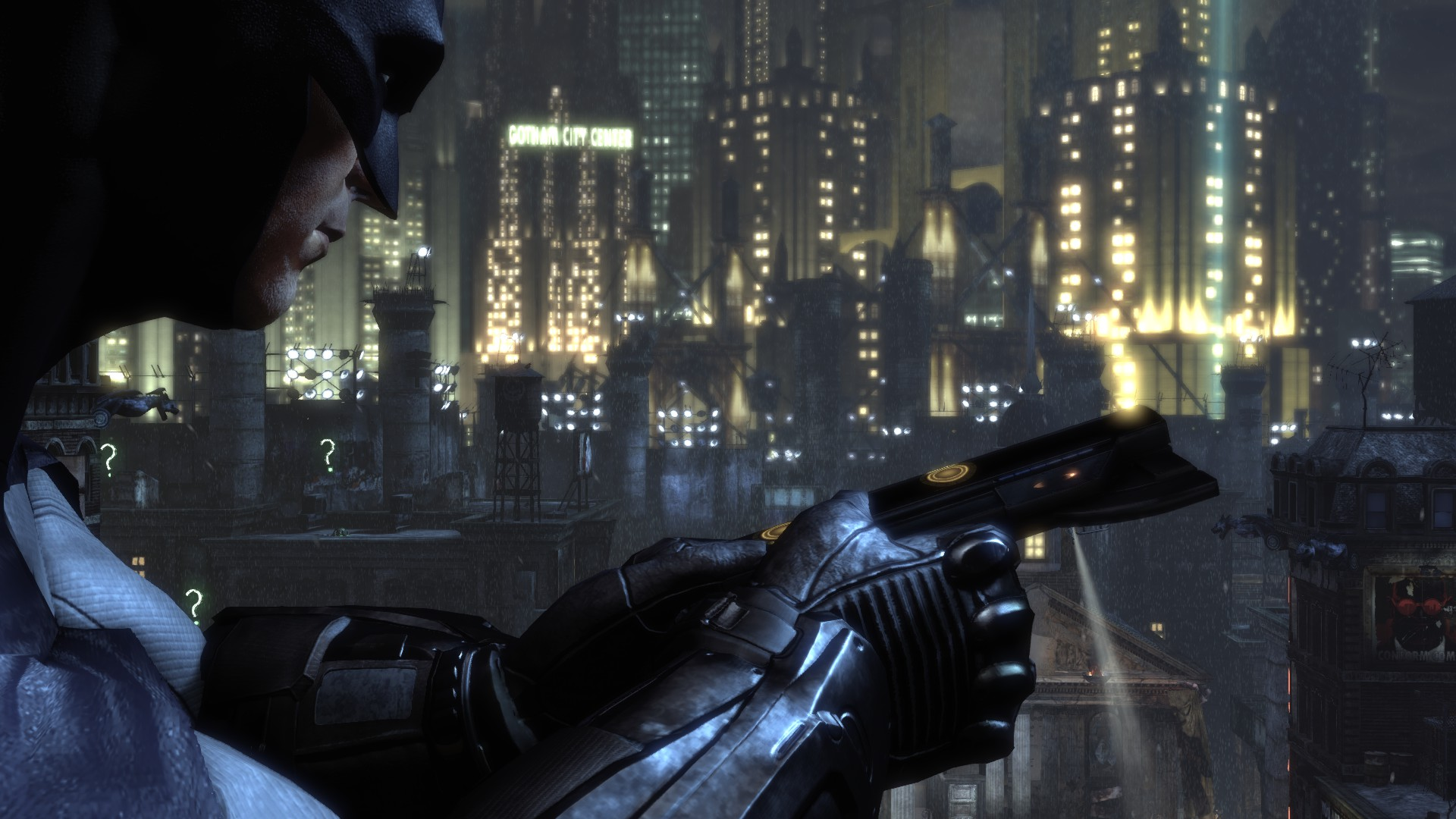 Batman: Arkham City (Game of the Year Edition) Review