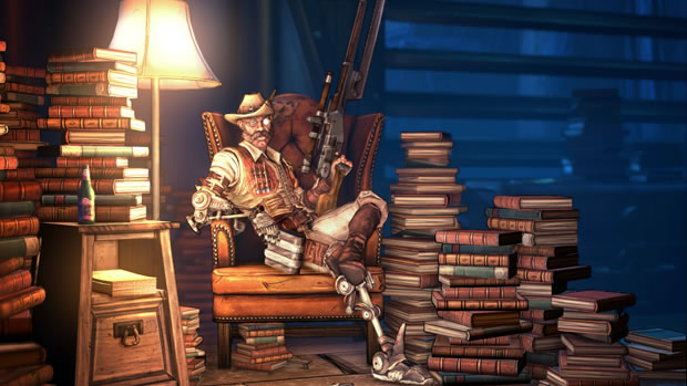 Borderlands 2 Next DLC: Sir Hammerlock's Big Game Hunt