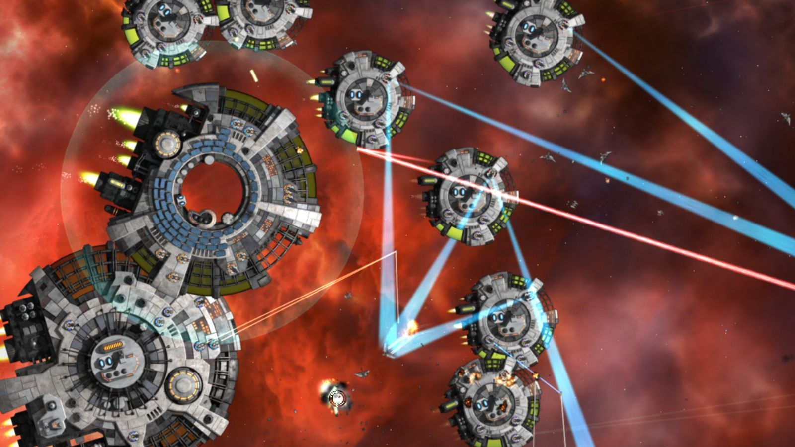 Outcasts Join Gratuitous Space Battles