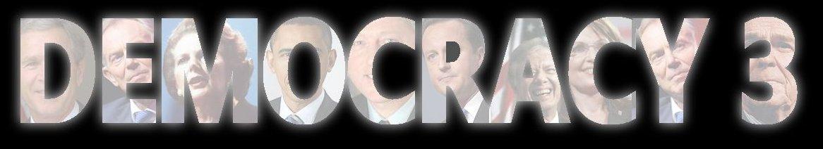 Politically Correct: Democracy 3 Announced