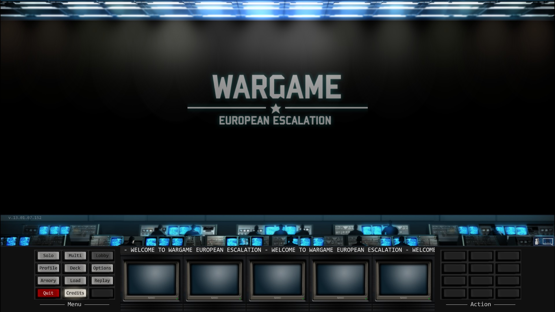 Wargame: European Escalation Review