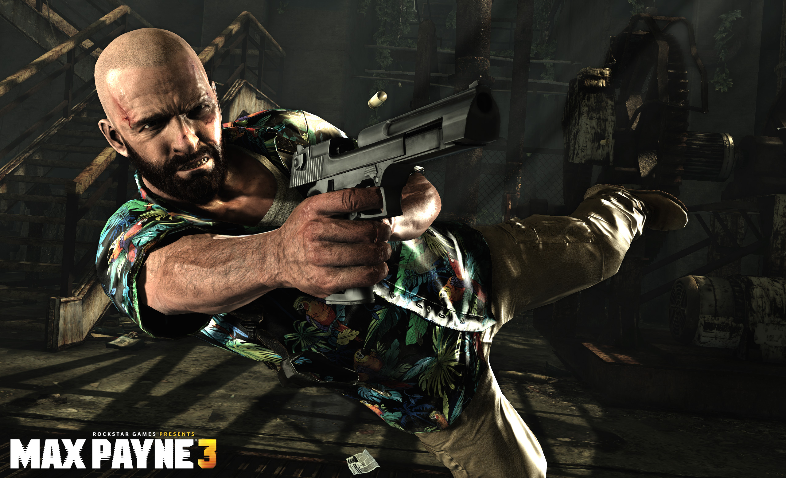 Bullet Time? Max Payne 3 may be coming to Mac