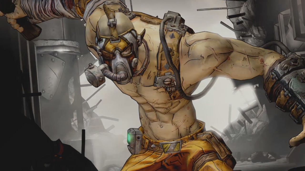 Look at me when I'm charging you: Krieg and Ultimate Vault Hunter DLC