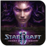 StarCraft 2: Heart of the Swarm DLC for Mac OS X icon