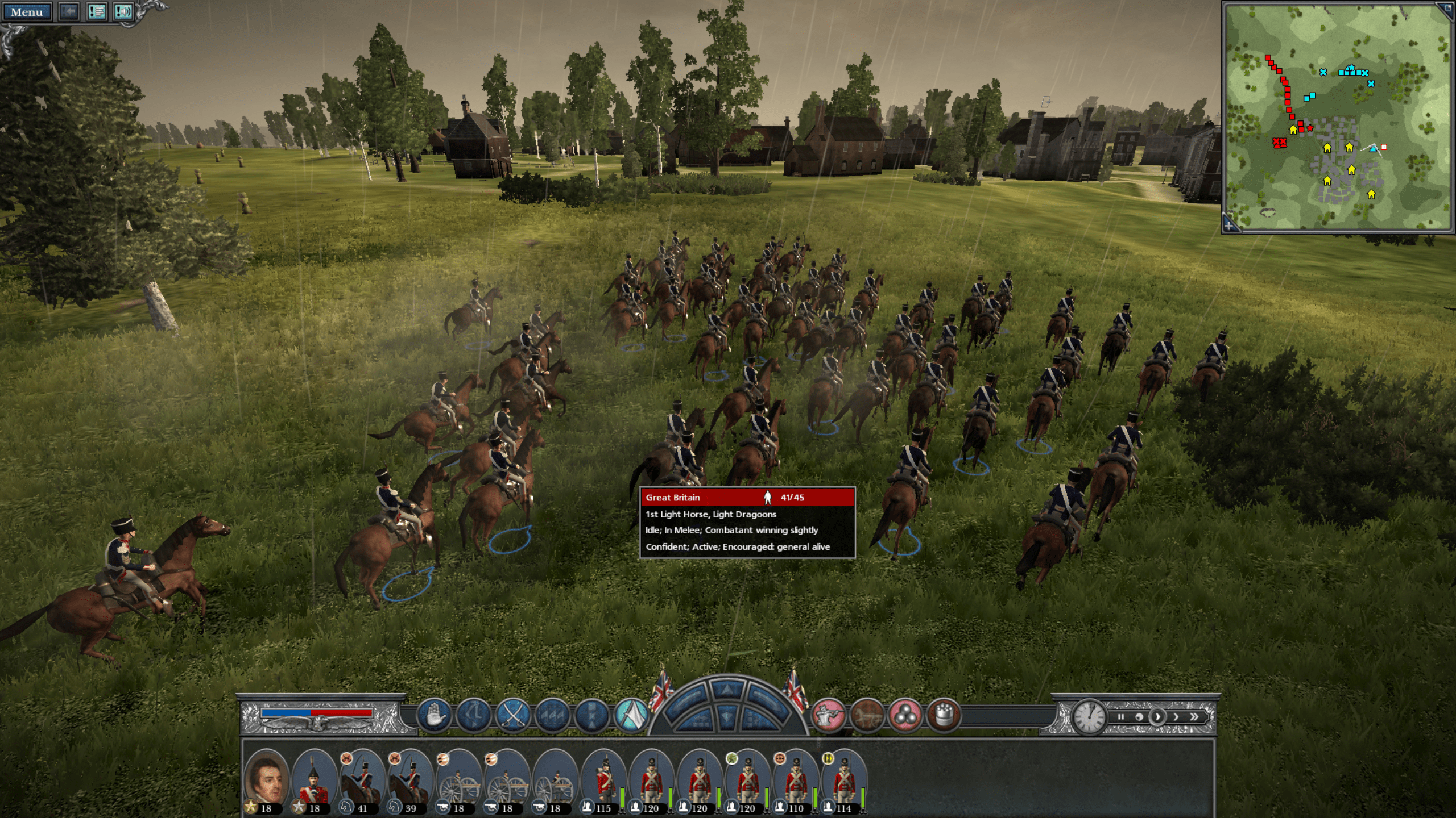 Napoleon: Total War (Gold Edition) Review for Mac OS X