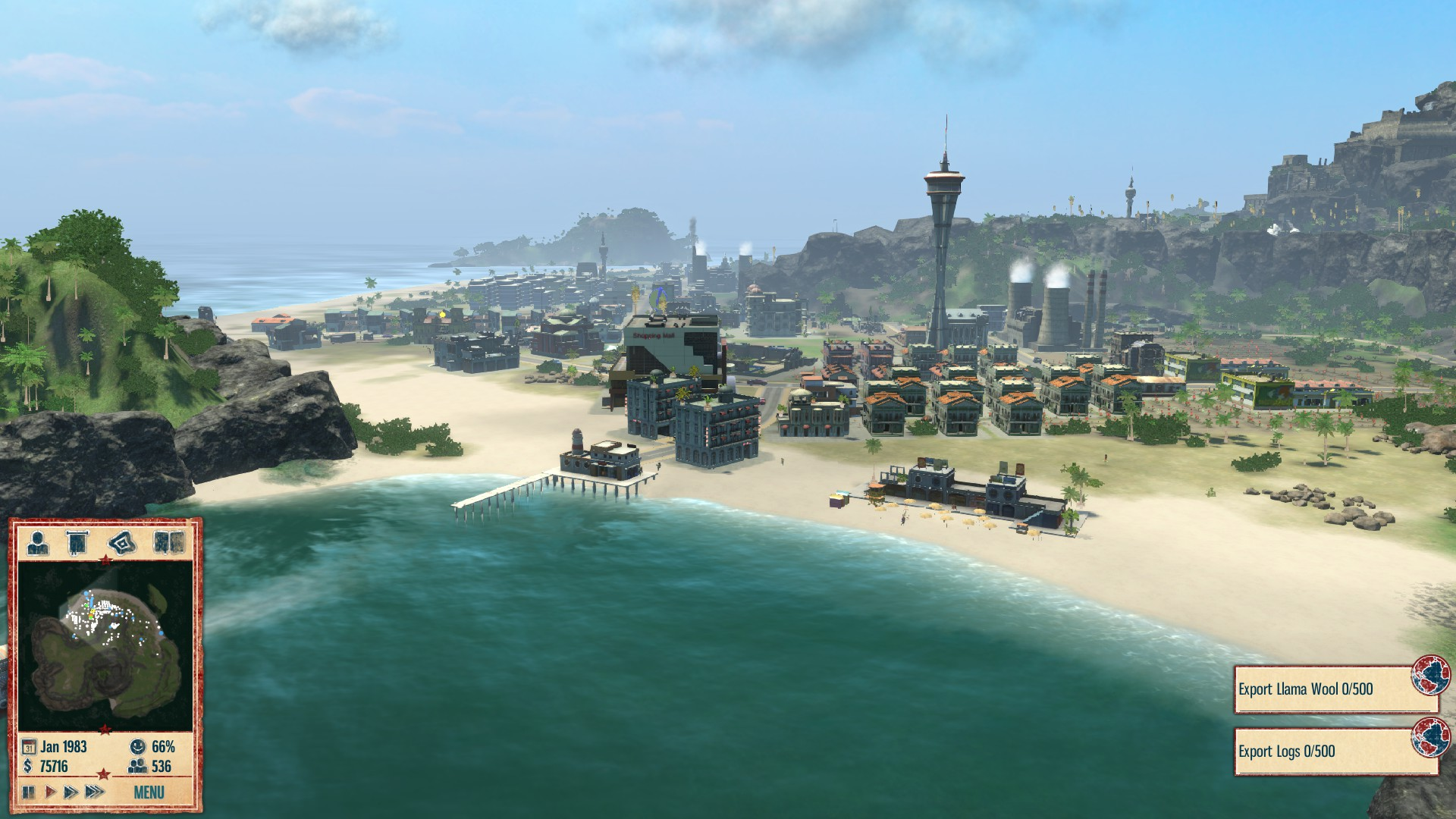 Tropico 4 (Gold Edition) Review