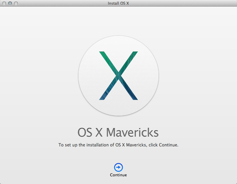 OS X Mavericks now available