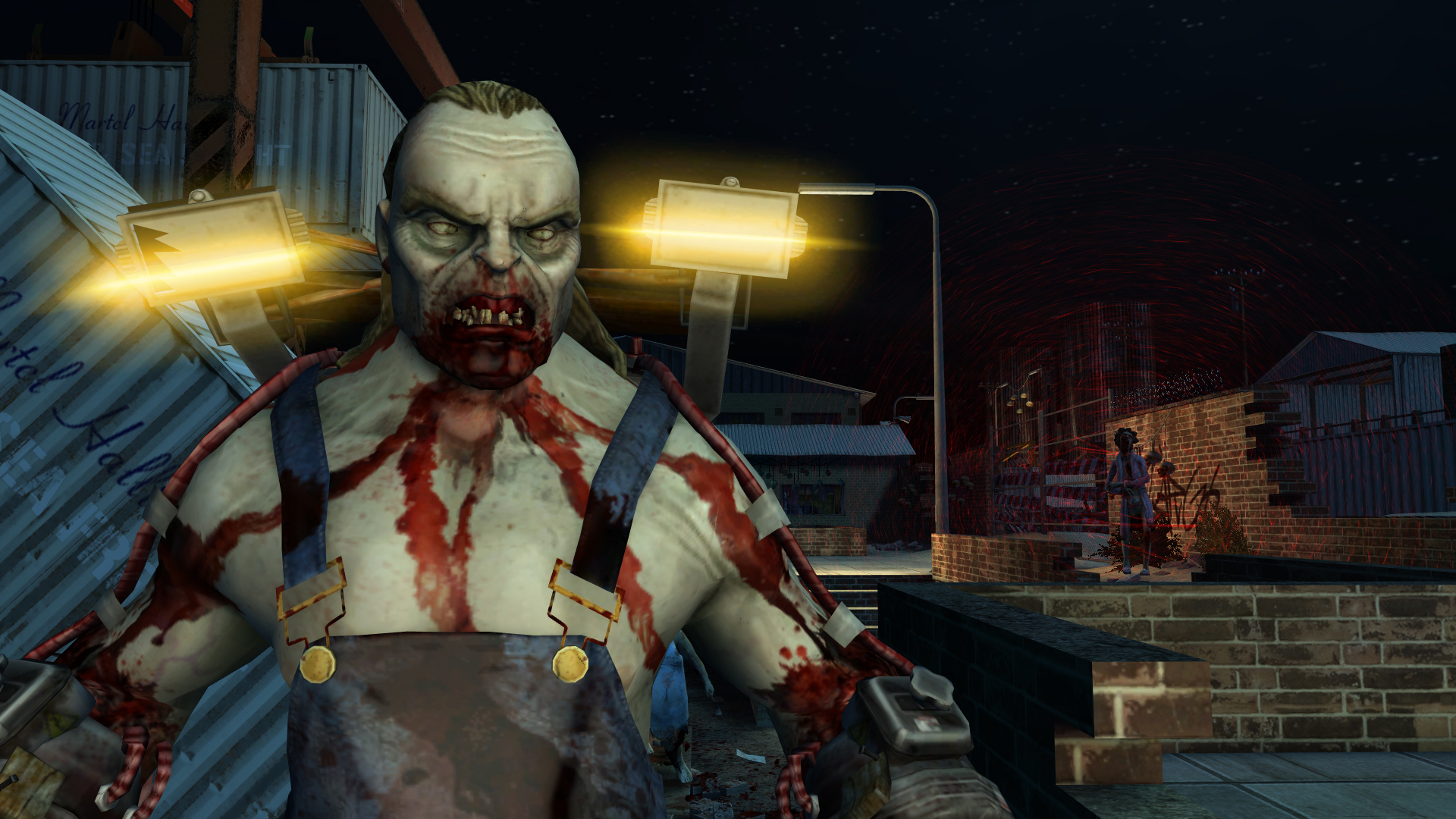 From Killing Floor to Fright Yard