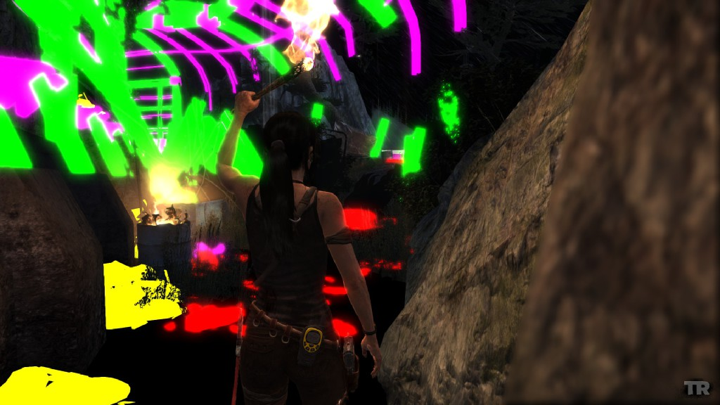 Tomb Raider to Raid Tombs Tombmorrow