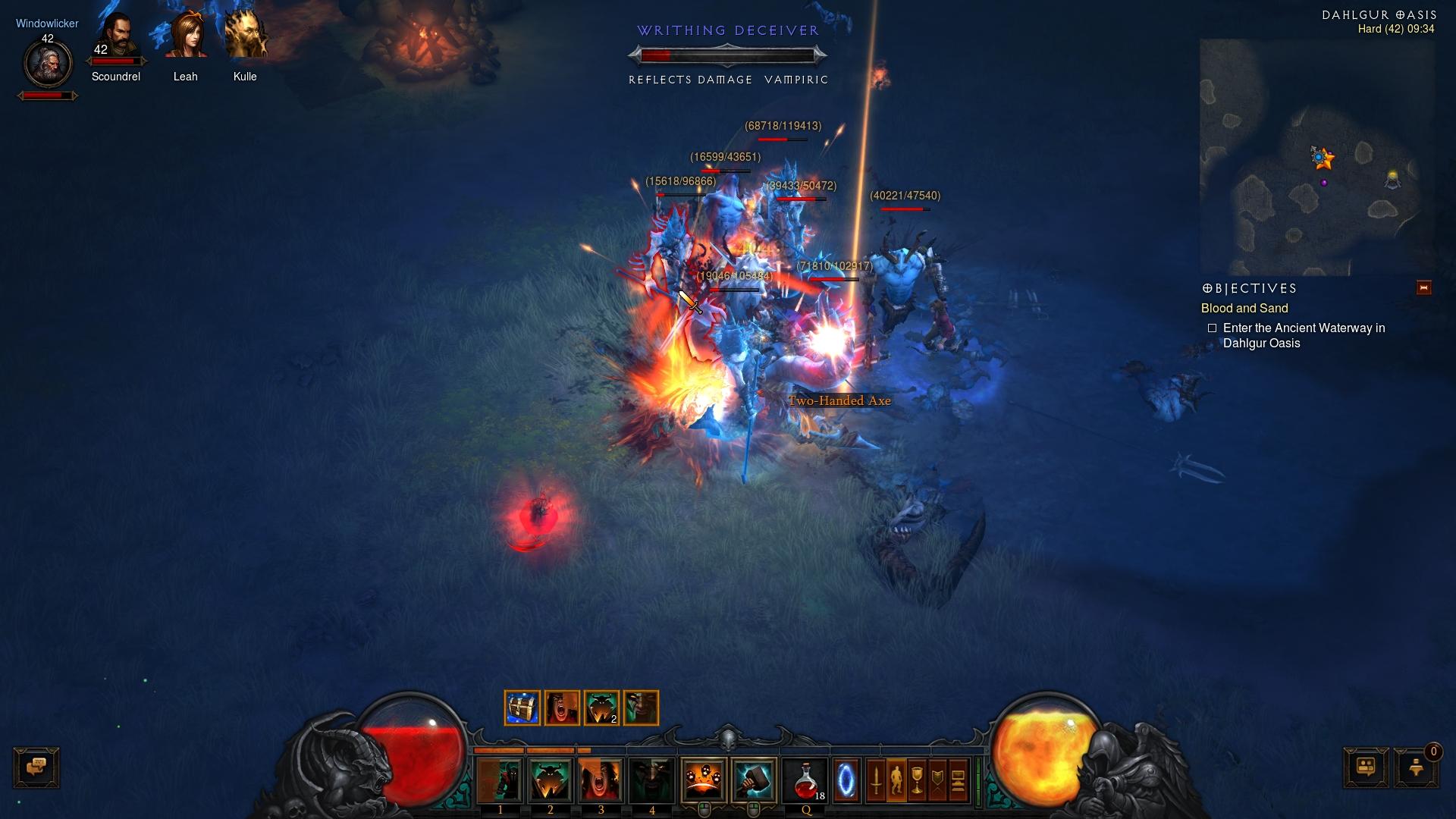 OS X Gaming Journaled: Diablo Returns