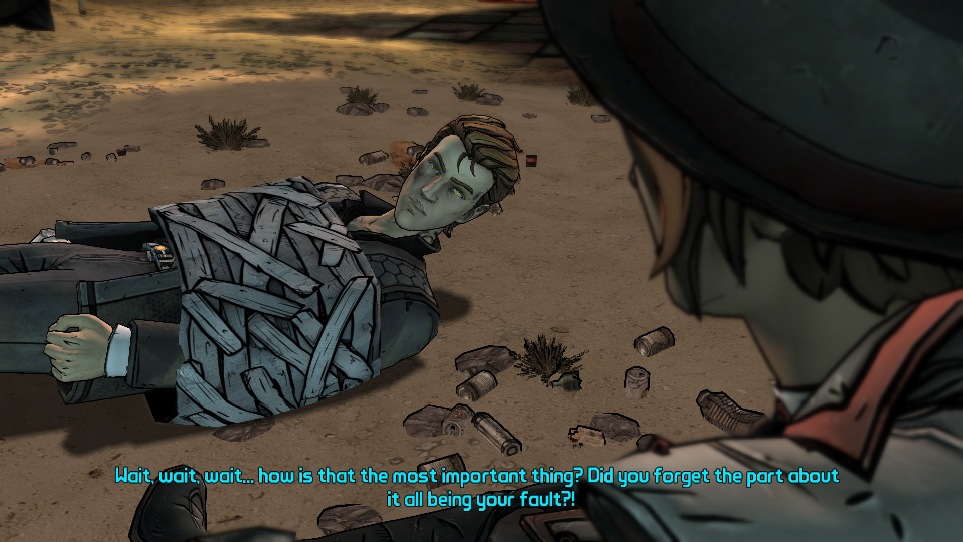 Tales from the Borderlands (Ep1) Review
