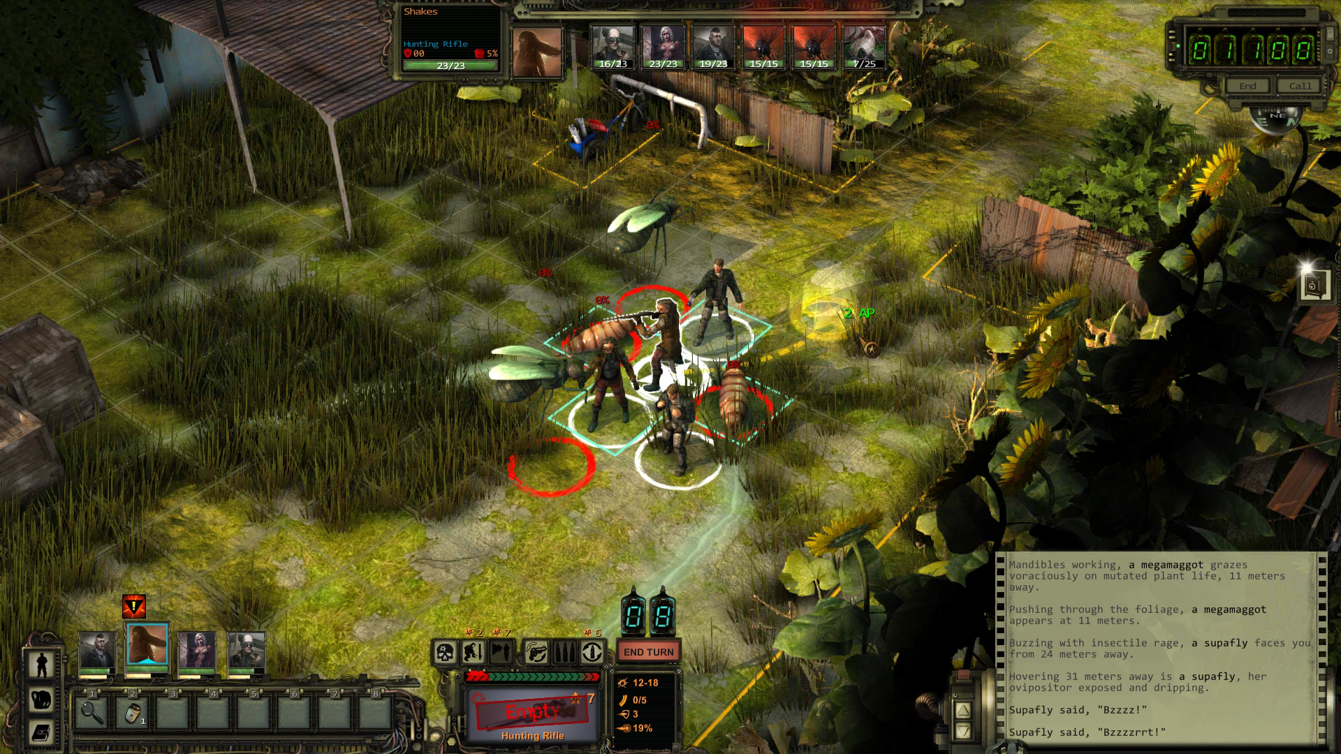20 Minutes of Wasteland 2